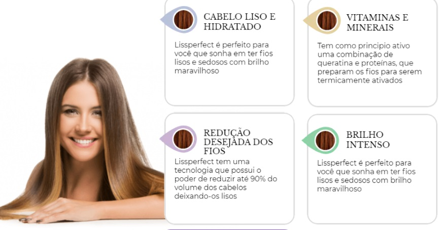 Liss Perfect Beneficios 2